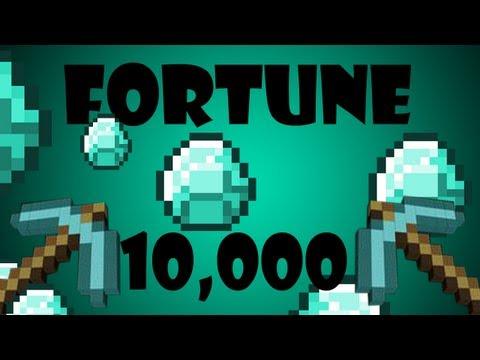 Fortune 10.000 Pickaxe