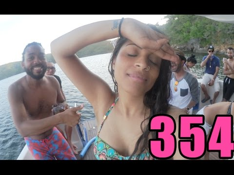 The Time Machel Montano Took Me To The Caribbean Sea (Day 354)