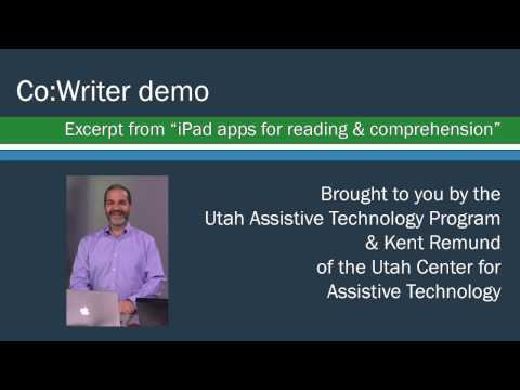 CoWriter app demo