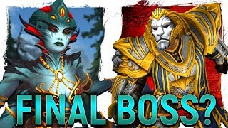 The TRUE Battle for Azeroth | Final Boss of BfA, Azshara's Return & Future of Warcraft