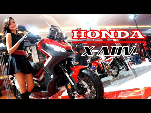 Video Profil Honda X-Adv