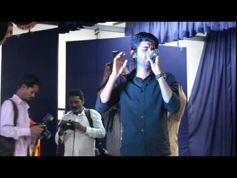 Banjara - Mohammed Irfan Live In Hyderabad.