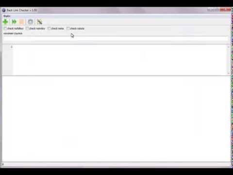 """Мечта Хрумовода"" - Back Link Checker от разработчика Content Downloader"