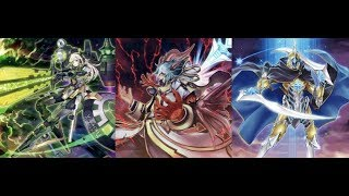 Yu-Gi-Oh! Sky Striker Mekk-Knight Invoked Post Shadows in Valhalla Duels and Deck Profile