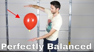 How to Add the Perfect Amount of Helium to a Balloon So It Doesn't Float or Sink!