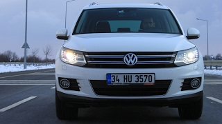 Test - VW Tiguan TDI