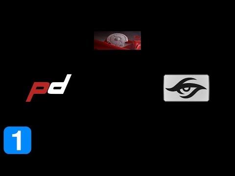 Full Highlights Prodota GaminG vs Team Secret - The International 2016 Open Qualifiers