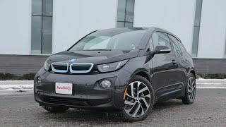 2016 BMW i3 - Review