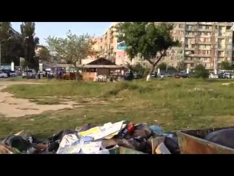 Видео как нарисовать мусор