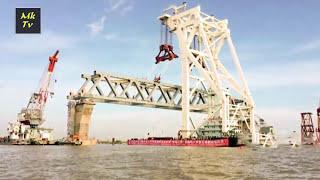 পদ্মা সেতু নিয়ে খালেদার বক্তব্যই সত্যি?? হাসিনা সরকারের ভরাডুবি নিশ্চিত করছে padma bridge