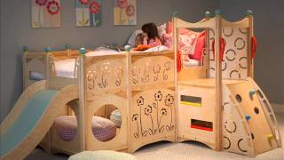 (1.82 MB) Bunk Bed With Slide | Bunk Bed With Slide and Swing Mp3