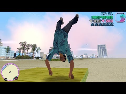 GTA Vice City Best Parkour Mod