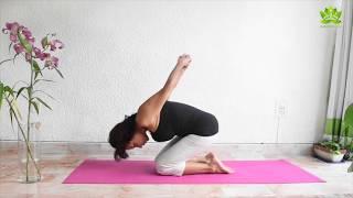 Yoga para principiantes clase 22