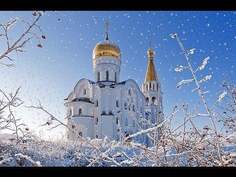 ПОЗДРАВЛЕНИЕ С РОЖДЕСТВОМ (музыкальная открытка) ✿ Congratulations on Christmas