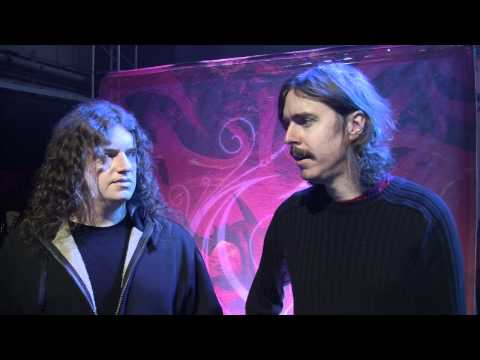 FredrikÃ…kesson and Mikael Akerfeldt on Opeth's