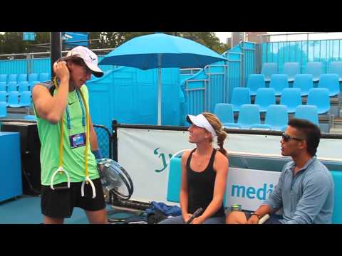Rafa Crashes Aus Open - 2013