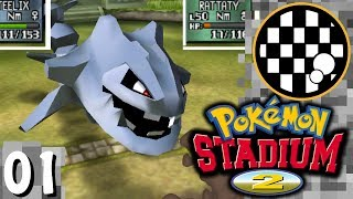 Pokemon Stadium 2 | PART 1