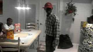 Angry Haitian Dad in the Morning