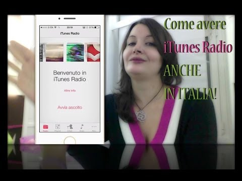 Come avere iTunes Radio anche in italia (su iPhone. iPad e Mac)