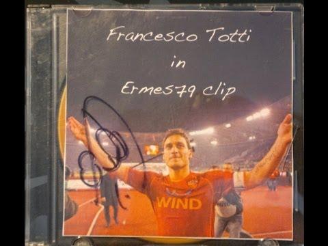 28 Marzo 1993 - 28 Marzo 2013: Francesco Totti in Ermes79 Clip - Il Film