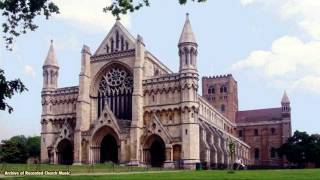 Howells Westminster Service St Albans Cathedral 1977 Peter Hurford