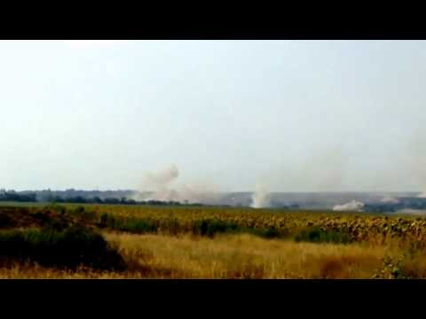 Record Number of Attacks: Ukraine reports unprecedented shelling by militants in combat zone