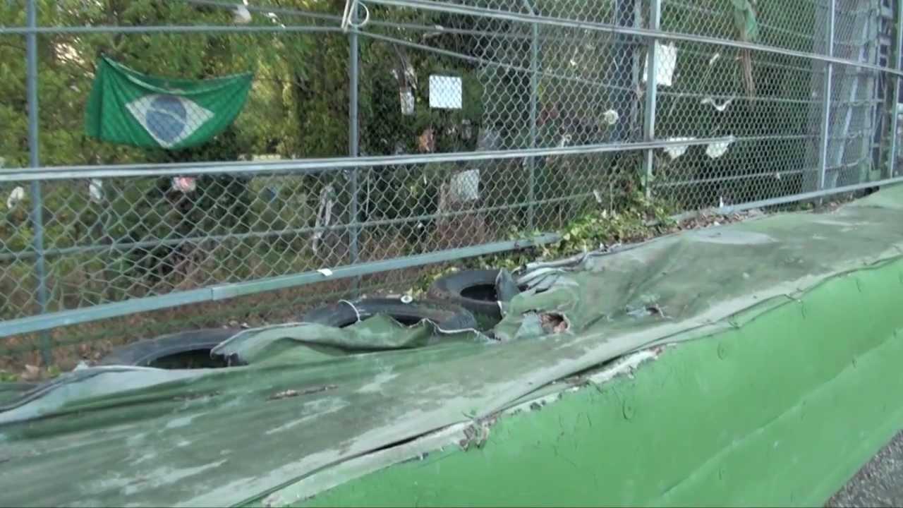 Ayrton Senna Body After Crash Ayrton Senna Crash Site And