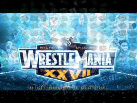 wwe wrestlemania 27 official theme song 2011 Shinedown - Diamond...