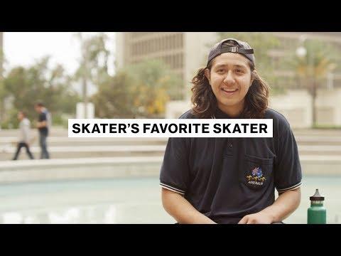 Skater's Favorite Skater: Franky Villani