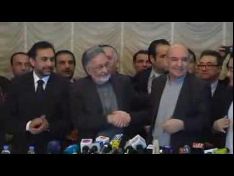 Karzai's Brother Withdraws from Election, Backs Ex-Minister 4 Northern Alliance