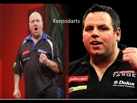 Premier League Of Darts 2013 - Week 14 - Hamilton VS Lewis HD