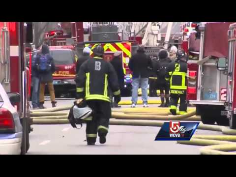 Father remembers son as anniversary of Back Bay fire nears