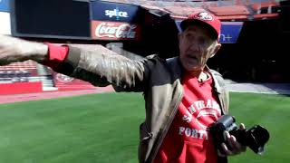 """Michael Zagaris - First-Person Account of """"The Catch"""" with Dwight Clark"""