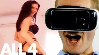 Hands-Free Virtual Reality Sex | Sex Toy Secrets