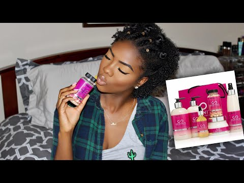 Hairfinity Vitamins & Hair Products Review