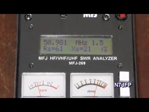 6 Meter Dipole - N7JFP
