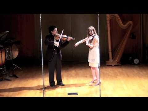 Mark O'Connor: Appalachia Waltz for Two Violins - Salastina Music Society
