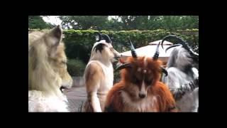 Clockwork Creature walk_eurofurence 18_part 3