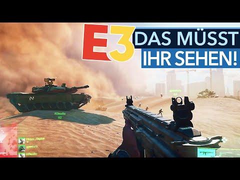 HAMMER! Xbox rockt mit Starfield, Halo, Battlefield & mehr - Trailer-Rotation (E3 2021)