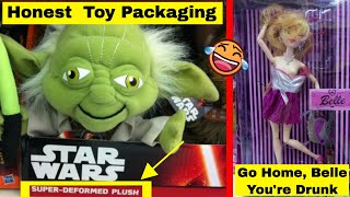 Hilarious Toy Designs Fails That'll Have You Laughing All Afternoon