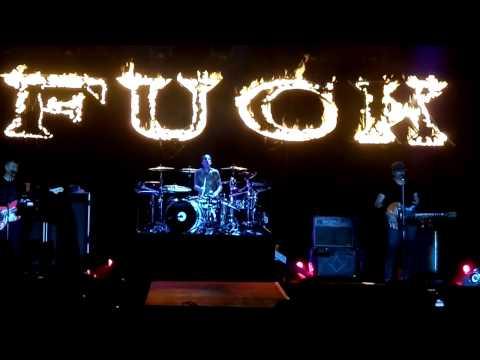 Blink 182 Violence Live Sziget Festival Budapest Hungary 2014.08.11