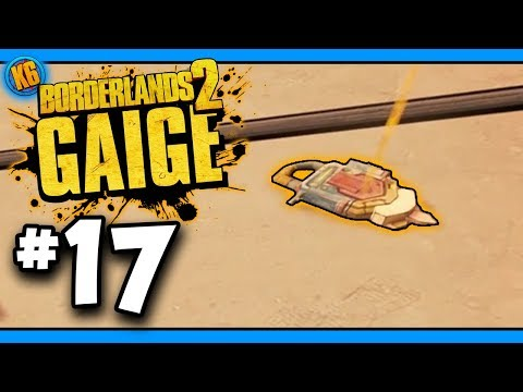 AGAIN BNK-3R?! - Road to Ultimate Gaige - Day #17 [Borderlands 2]