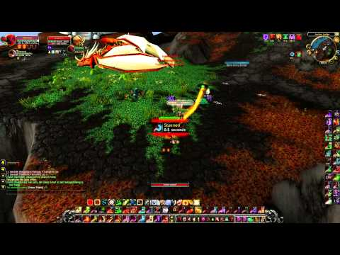 WOW Destruction Warlock PVP Patch 5.2 MOP AMAZING!