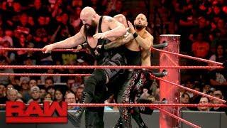 Enzo Amore & Big Show vs. Luke Gallows & Karl Anderson: Raw, June 5, 2017