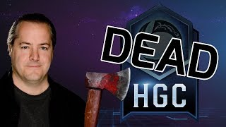 The Death Heroes of the Storm esports! Activision-Blizzard Kills HGC