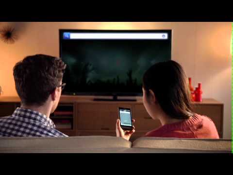 Sony Internet Player with Google TV - TV meets the web.