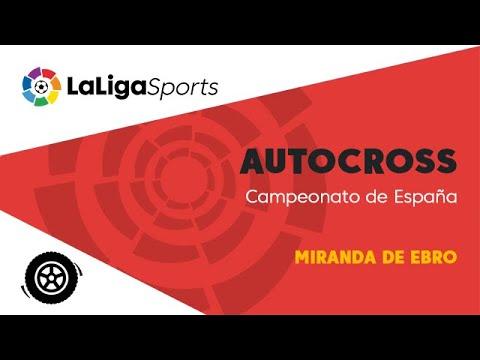 📺 Campeonato de España de Autocross - Miranda de Ebro