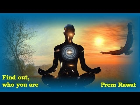 Find Out, Who You Are :: Prem Rawat :: Averigua, Quién Eres video