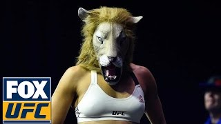 Amanda Nunes vs. Ronda Rousey | Weigh-In | UFC ON FOX
