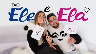 TAG ELE/ELA - DALI // LILIANA FILIPA